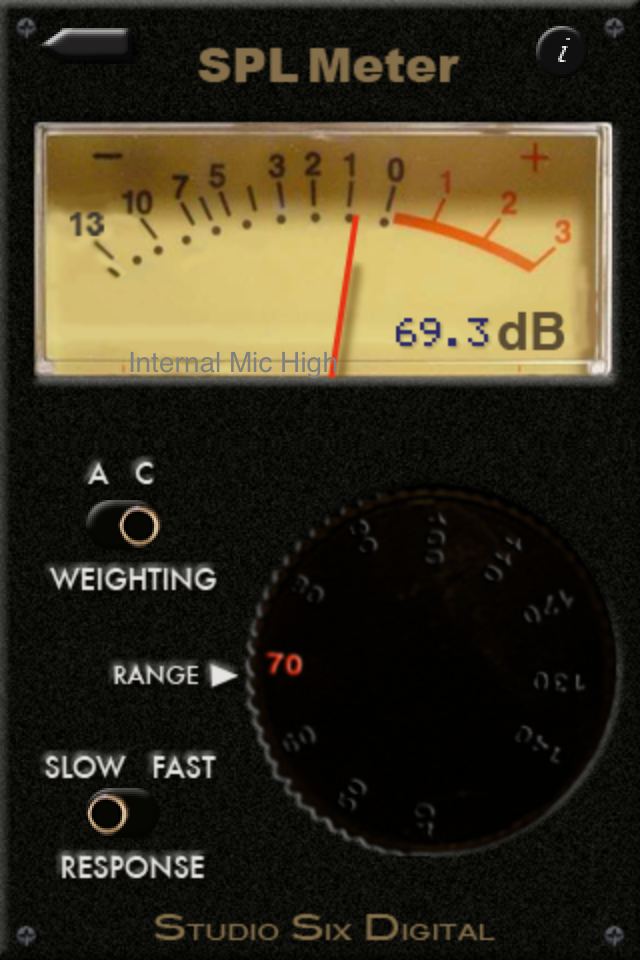 Sound level meter app for pc